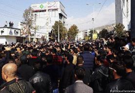 ۷۵ درصد بازداشتشدههای اعتراضات بنزینی دیپلم و زیر دیپلم هستند