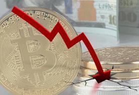 سقوط بیتکوین به پایینترین سطح هشت ماه اخیر