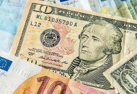 مقاومت دلار در کانال ۱۲ هزار تومان | جدیدترین قیمت ارزها