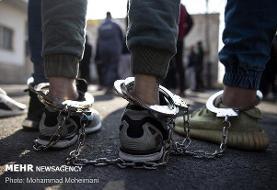 دستگیری فراریان منطقه ابوسعید/سارقان طلای دزدی به همراه داشتند