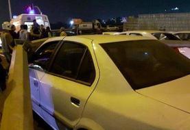 حادثه در اتوبان قزوین به زنجان ۲۷ کشته  و مصدوم برجای گذاشت