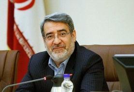 وزیر کشور: هرکسی خود را در تراز مجلس می بیند، در انتخابات نام نویسی کند