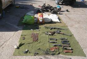 هلاکت شروری که ۱۳ مامور نیروی انتظامی را به شهادت رسانده بود