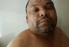 (تصویر) سلطان کوکائین دستگیر شد
