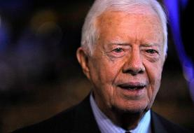 Former U.S. President Carter hospitalized in Georgia with urinary tract infection