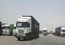 اجرای گام نخست طرح هوشمندسازی تردد کامیونها به بندر شهید رجایی