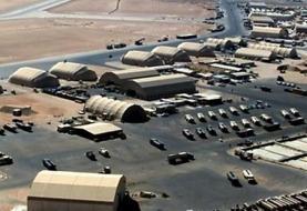 بزرگترین پایگاه نظامی آمریکا در عراق هدف قرار گرفت