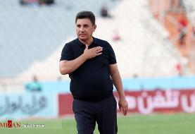 واکنش قلعهنویی به رویارویی سپاهان و استقلال در جام حذفی