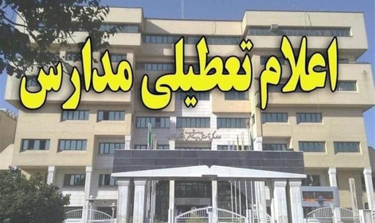 آنفلوانزا مدارس یک استان را تعطیل کرد