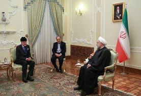 عمان میتواند به عنوان مرکزی برای تجارت ایران در منطقه باشد
