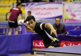 اتفاق تاریخی برای تنیس روی میز ایران/ هدایی نفر اول زیر ۲۱سال جهان شد
