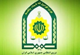 فیلم | لحظه شهادت مامور نیروی انتظامی در شادگان