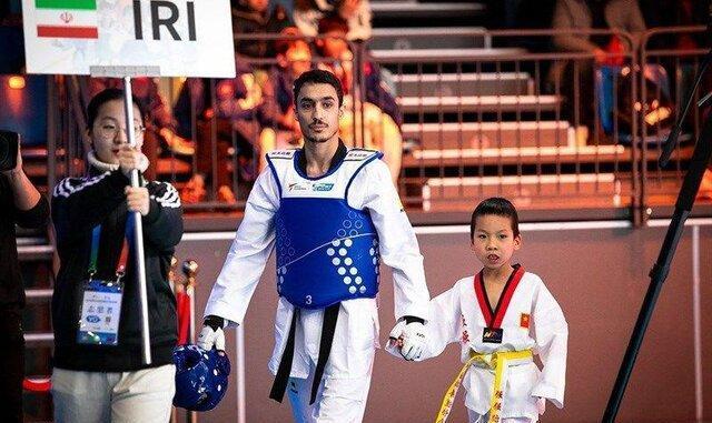 آخرین رنکینگ المپیکی تکواندوکاران ایران