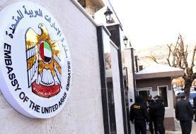 کاردار امارات: امیدواریم سوریه با وجود اسد با ثبات شود