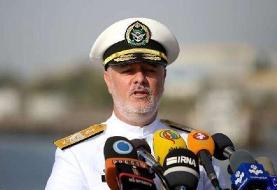 ناوشکن و زیردریایی جدیدی به نیروی دریایی ارتش ایران اضافه شد