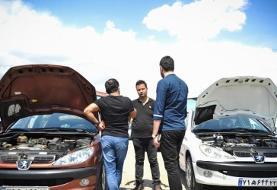 قیمت روز خودروهای سایپا و ایران خودرو سه شنبه ۱۲ آذر؛ ۲۰۶ از مرز ۱۱۰ میلیون هم گذشت!