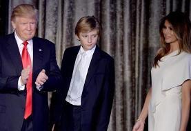 رازهای زندگی خصوصی ترامپ و همسرش/ ترامپ درِ اتاق خوابش را قفل میکند/ آنها جدا میخوابند