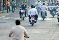موتورسیکلت&#۸۲۰۴;های فرسوده؛ بزرگترین آلاینده هوای تهران!