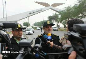 شناسایی و دستگیری اغتشاشگران همچنان در دستور پلیس