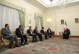 روحانی: مشکلی برای تجدید روابط با عربستان نداریم