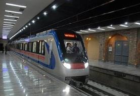 فاصله زمانی حضور قطار در ایستگاههای کاهش مییابد