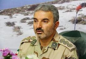 فرمانده مرزبانی آذربایجان شرقی معرفی شد