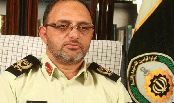 ولی داد شه بخش که ۱۳ مأمور نیروی انتظامی کرمان را کشته بود در عملیات قرارگاه «ابوذر» کشته شد