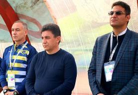 واکنش فتاحی به مصاف سپاهان و استقلال در جام حذفی