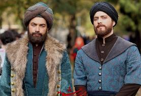 شباهت بازیگر ترکیهای نقش پسر مولانا به پارسا پیروزفر