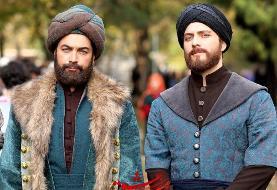 (عکس) شباهت جالب بازیگر ترکیهای به پارسا پیروزفر