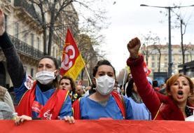 اعتصاب عمومی و تظاهرات سراسری در اعتراض به اصلاح قانون بازنشستگی از ...