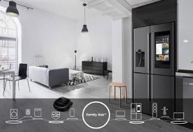 هوایی پاک، خانهای آرام با هوش مصنوعی سامسونگ