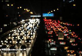 وضعیت ترافیکی پایتخت روان است/ حتی ترافیک لحظهای هم نداشتیم