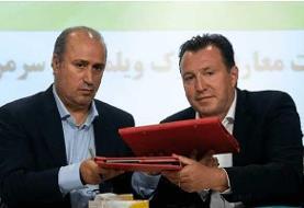 احضار تاج به مجلس بابت قرارداد میلیون یورویی ویلموتس