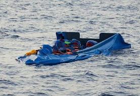 مرگ ۵۸ مهاجر در پی واژگونی کشتی در سواحل موریتانی
