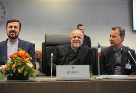 نماینده ایران: از حقوق خود در تولید و صادرات نفت کوتاه نمی آییم