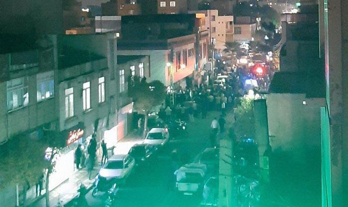 حمله مسلحانه مردان نقابدار در خیابان خاتم الانبیای افسریه: یک کشته و دو زخمی