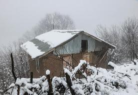 پیشبینی برف و باران تا سه شنبه در اکثر مناطق کشور