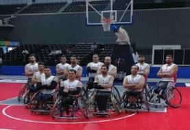 تیم ایران از رسیدن به فینال بسکتبال باویلچر قهرمانی آسیا بازماند
