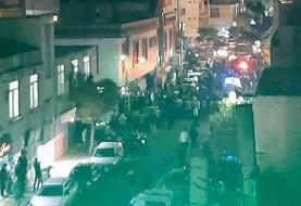 گزارش پلیس در مورد تیراندازی در شرق تهران
