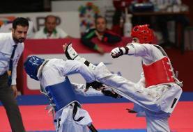 مرحله نهایی کسب سهمیه المپیک تکواندو/ ۳ پیروزی برای ایران و حذف احمدی