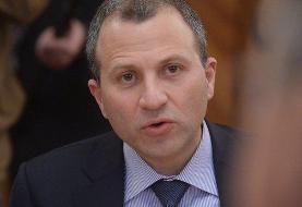 جبران باسیل: لبنان مخالف تشکیل ائتلاف غربی-عربی علیه ایران است