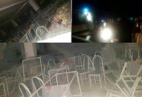 ۱۱ کشته و ۴۲ مصدوم در انفجار بخاری گازی در سقز+عکس