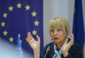هلگا اشمید: در قبال حفظ برجام مسئولیت داریم/پیوستن شش کشور اروپایی به اینستکس را گرامی میداریم