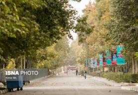 انباشت آلایندهها در هوای تهران طی امروز