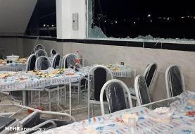 روایت شاهدان عینی از حادثه سقز/ خبری از انفجار گاز نبود