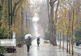 سامانه بارشی جدید از ظهر امروز وارد کشور میشود