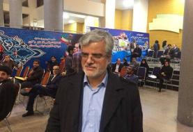 صادقی: برای ثبت نام در انتخابات تردید داشتم