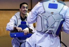 صعود هادیپور، حسینی و مردانی به نیمه نهایی؛ چشمک آرمین به المپیک