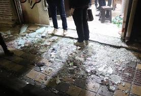 (تصاویر) تیراندازی اشرار در تهران